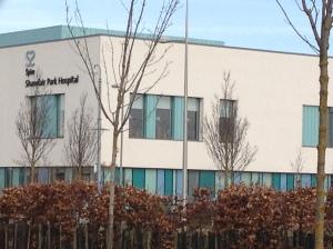 Shawfair Park Hospital